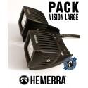Pack 2xWORK-PRO Vision Large + Fixation Quad